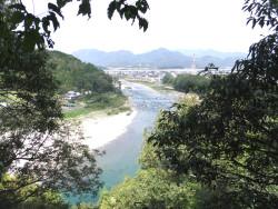 長良川北方面