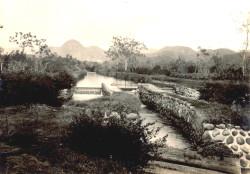 3.建設当時の分水-1200